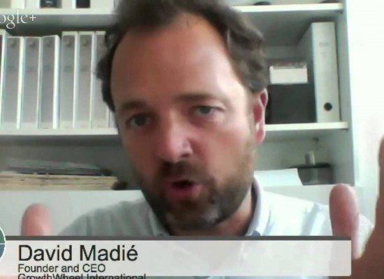 GrowthWheel Founder & CEO David Madie