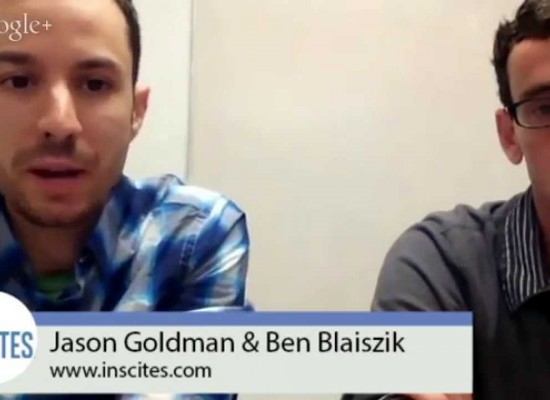 Scientific Collaboration Platforms with Inscites' Jason Goldman & Ben Blaiszik