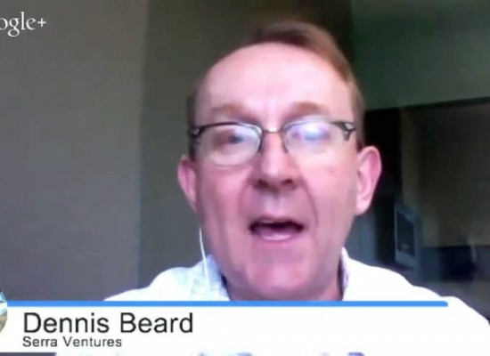 Venture Funding with Serra Ventures Dennis Beard
