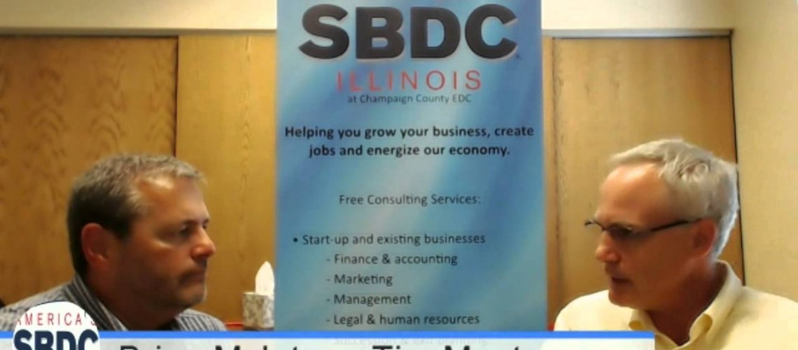 Brian McIntyre of Rock Valley College SBDC – CU150 Ep. 21