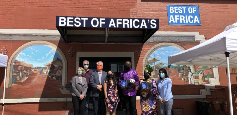 The Best of Africa's Food Store Named Illinois Family-Owned Small Business of the Year